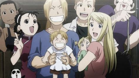 fullmetal alchemist brotherhood edward and winry kiss do ed and winry ever kiss in the anime or manga edward