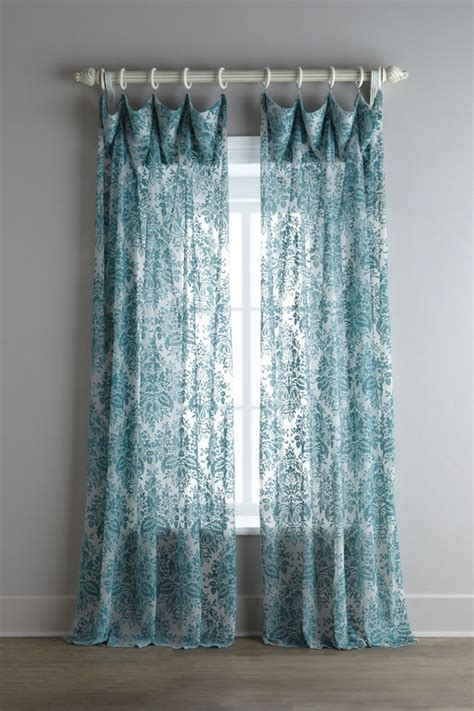 Blue Sheer Curtains Blue Sheer Curtains Curtains Different Style Ideas For The Teenagers Raellarina Different Royal