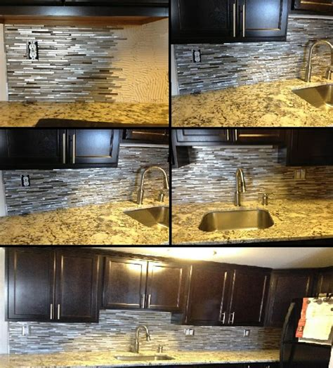 mohawk backsplash pin by may on for the home