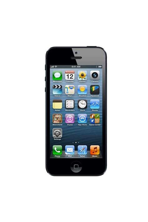 Hp Iphone 5 Cdma Apple Iphone 5 16gb Cdma Black