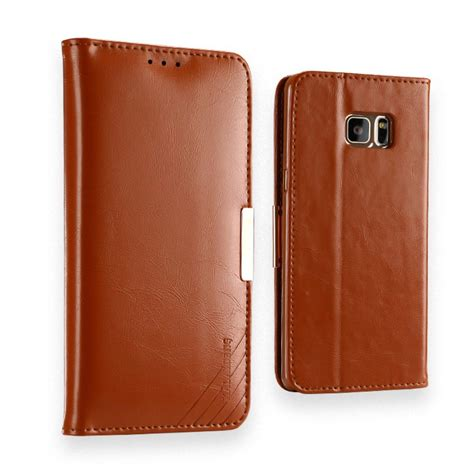 samsung galaxy note 7 leather case kld royale ii brown