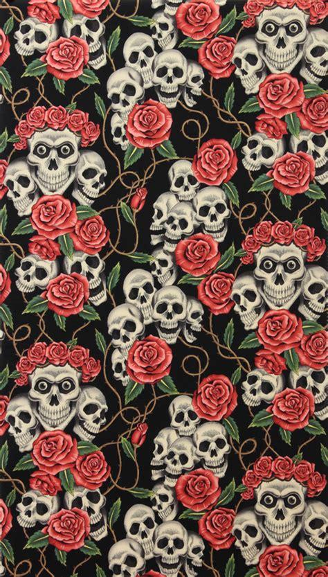 imagenes de calaveras rojas calaveras y rosas la tapicera