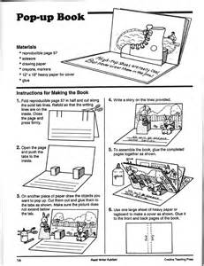 tommie s tools how to make a pop up book