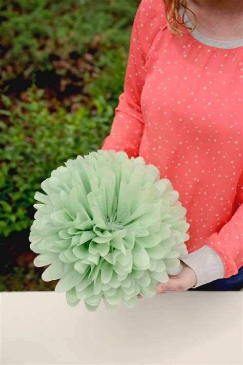 Flowers From Tissue Paper - 10 ways to make tissue paper flowers guide patterns