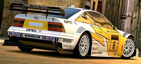 opel calibra race car opel calibra dtm touring car 1994 the calibra v6 dtm