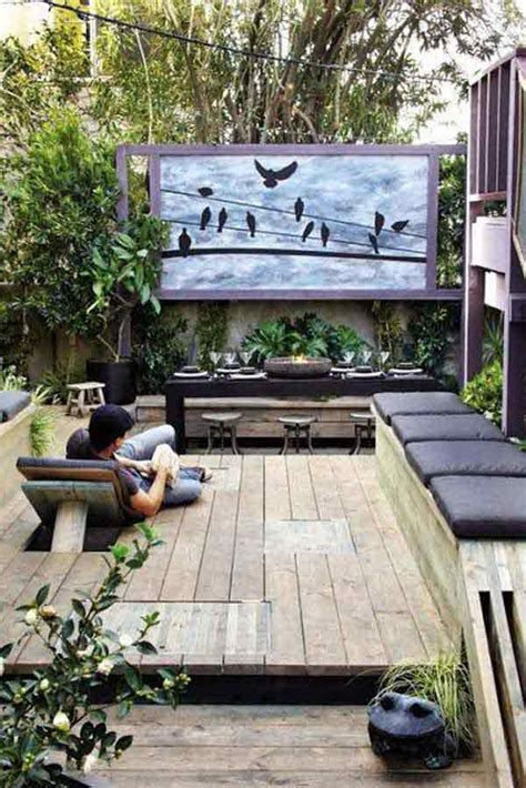 creative backyard 35 creative diy ways of how to make backyard more funny