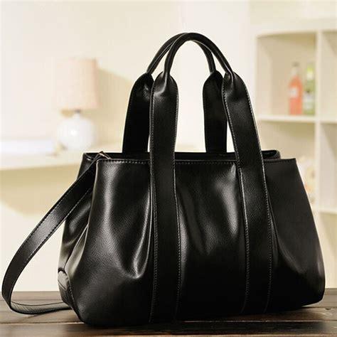 Tas Hobo Messenger Bag Jinjing Ukuran Besar Wanita Bisa Selempang Tas Tangan Wanita Mewah Dari Kulit Bahu Bag Hitam