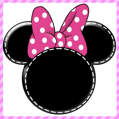 imagenes sin fondo de minnie minnie mouse rosa kit imprimible completo candy bar