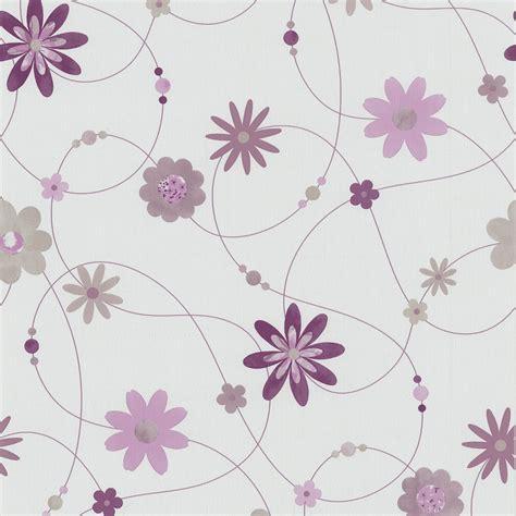 Selimut Patchwork Motif Purple Flower p s flower pattern floral motif textured striped washable