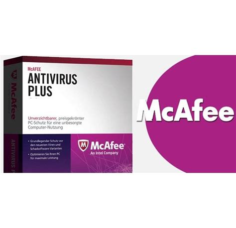 Mcafee Antivirus Plus mcafee antivirus plus version 1 pc 1 year for rs 99