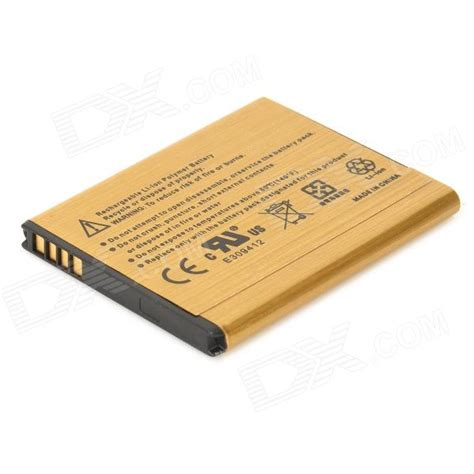 g13 gd replacement quot 2450mah quot 3 7v li ion battery for htc