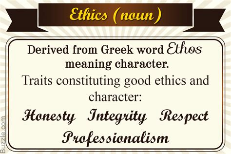 positive things to embrace about important ethics in the