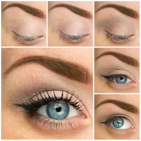 natural makeup tutorial step by step 10 step by step makeup tutorials for blue eyes