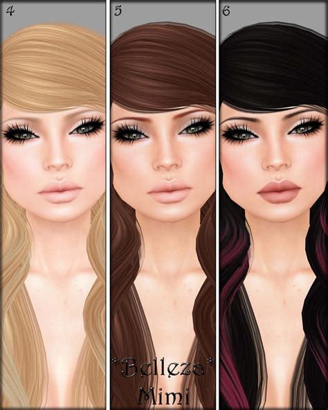 Belleza Skincare diana and new belleza skin bluemchensworld