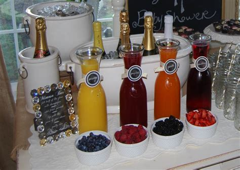 best chagne for mimosa mimosa bar savvy ranch living