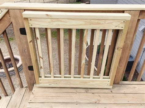 baby gate building home baby gates porch gate deck gate