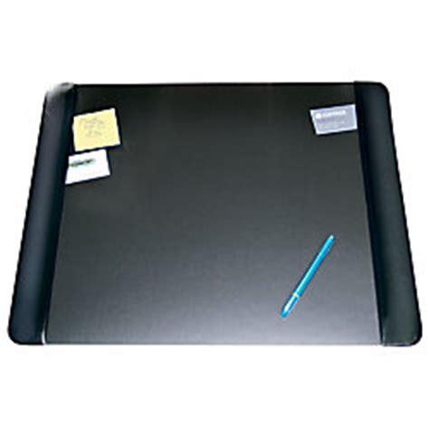 office depot executive desk office depot brand executive desk pad 20 x 36 black by