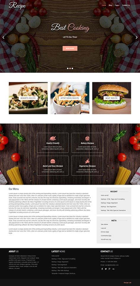 69 best responsive free wordpress themes with slider 69 best responsive free wordpress themes with slider