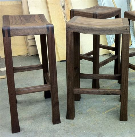 Small Bar Stools by Small Bar Stools 012 Chad Womack Design Furniture