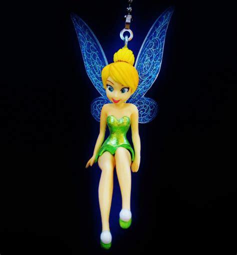 Custom Disney Tinkerbell Tinker Bell Fairy Ceiling Fan Light Tinkerbell