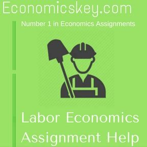 Labour Economics labor economics assignment help economics assignment help