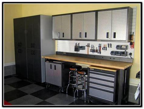 Garage Organization Cabinets by Best 25 Garage Cabinets Ideas On Garage