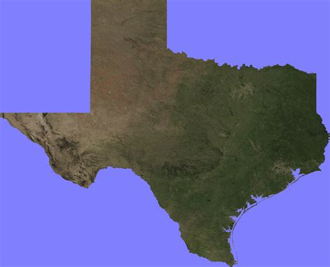 satellite map of texas terrain maps 171 earth library