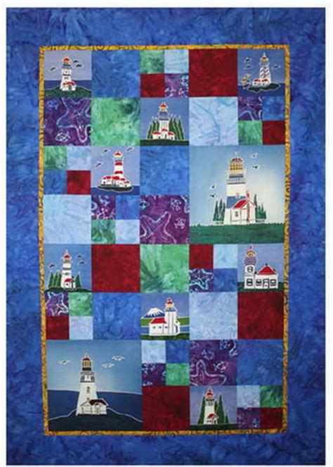 lighthouse wall hanging pattern 706 unique spool