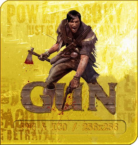 Gaun Gamis gun icon by alexe arts on deviantart