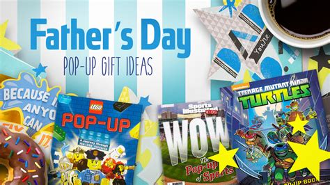 Fathers Day Gift Ideas For The Pop Culture by S Day Pop Up Special Best Pop Up Books
