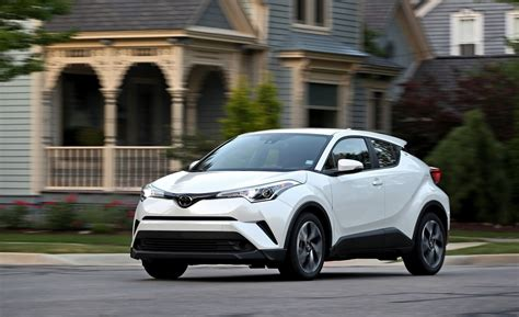 toyota chr awd model redesign  suv