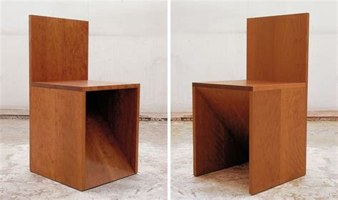 Donald Judd Furniture by Luxe Design Donald Judd S Furniture