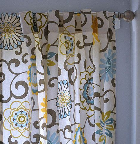 easy curtains to make pinterest the world s catalog of ideas