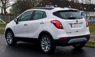 Media Opel File Opel Mokka X 1 6 Cdti Ecoflex 4x4 Edition Facelift