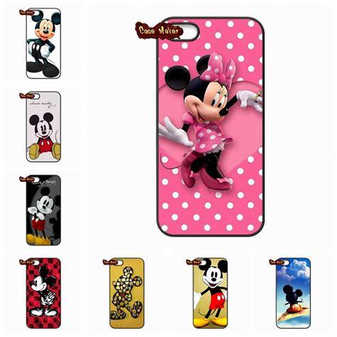 3d Minnie Mouse Iphone 5 5g 5s Karakter Disney Silikon Rubber 4 buy mickey minnie mouse soft tpu