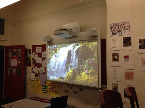 Epson Eb 685wi st kilda ps gets a tech makeover with epson eb 685wi dib