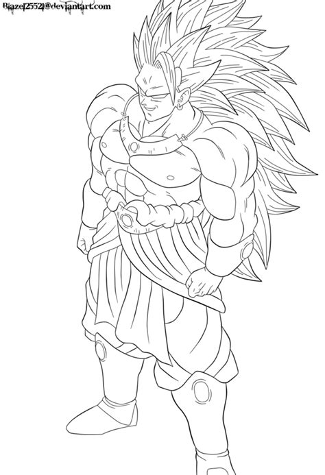 dragon ball z broly coloring pages car interior design