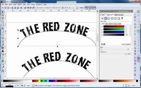 inkscape tutorial arched text 39 best images about inkscape on pinterest texts videos