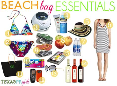 4 Posts With Summer Essentials by 11 Best Images About What S In My Bag On