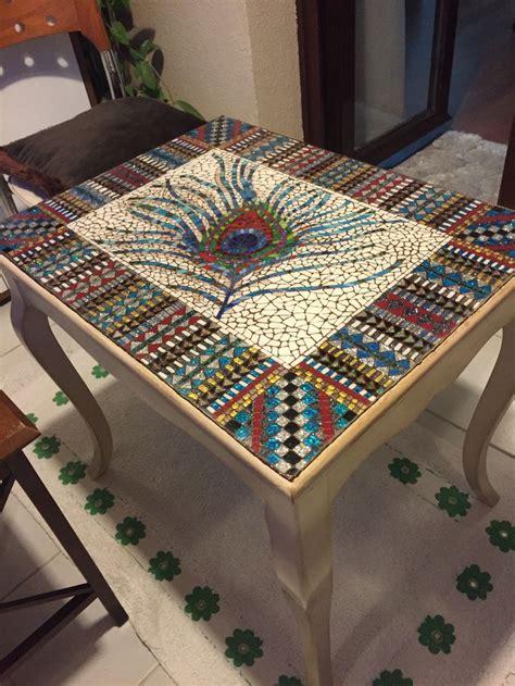 tile table top design ideas best 25 mosaic table tops ideas on mosaic