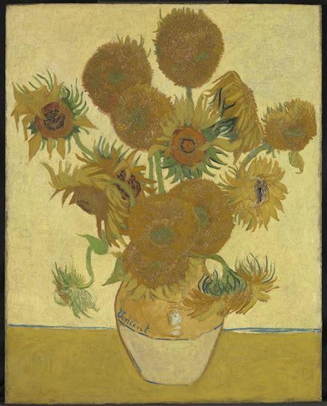 vaso di girasoli di gogh girasoli di gogh la storia di un mito dell arte