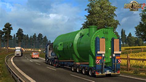 special transport dlc  released ets mods scs mods euro truck simulator  mods trucks ets