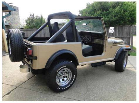 1982 jeep jamboree 1982 jeep cj7 jamboree 273 of only 650 made great