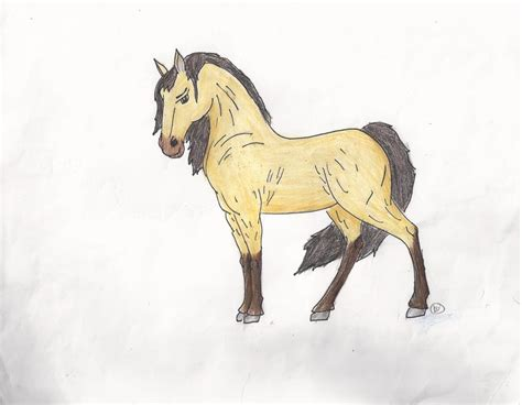 spirit 2 stallion of the cimarron drawings spirit stallion of the cimarron by bluegumibear on deviantart