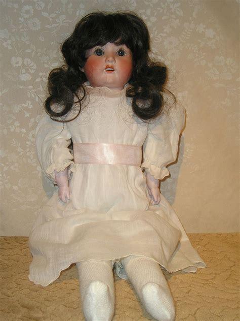 porcelain doll 1900 heubach koppelsdorf germany porcelain child doll