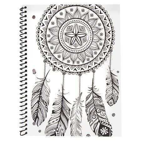 The Catcher Notebook bethany mota color your own catcher notebook