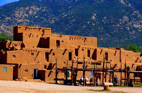 Pueblo Adobe Houses by 35 Magical Photos Of Taos Pueblo New Mexico Places