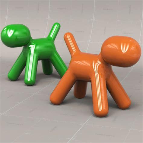 magis puppy magis puppy 3d model formfonts 3d models textures