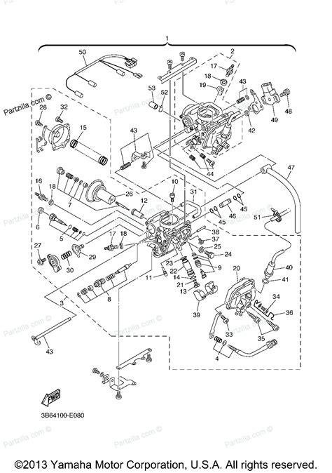 yamaha motorcycle parts diagram yamaha motorcycle parts 2007 v 650 classic xvs65aw