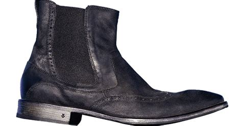s laceless boots varvatos parisian chelsea boot no strings attached